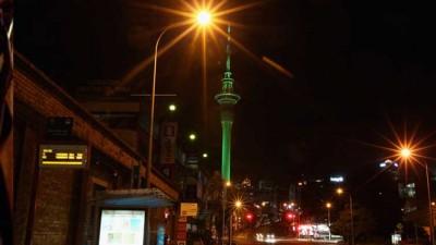 Celebración de San Patricio Nueva Zelanda