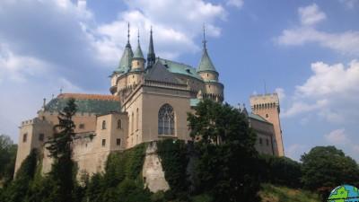 Castillo de Bojnice – Que ver en Eslovaquia
