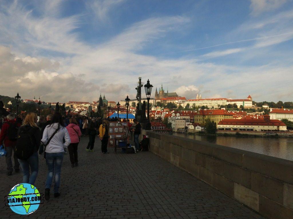 Puente de Carlos – Que ver en Praga