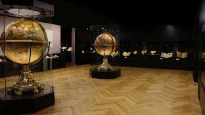 Schatzkammer: un museo de reliquias