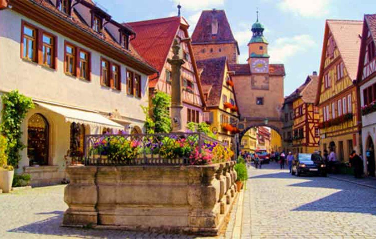 Visita Alemania