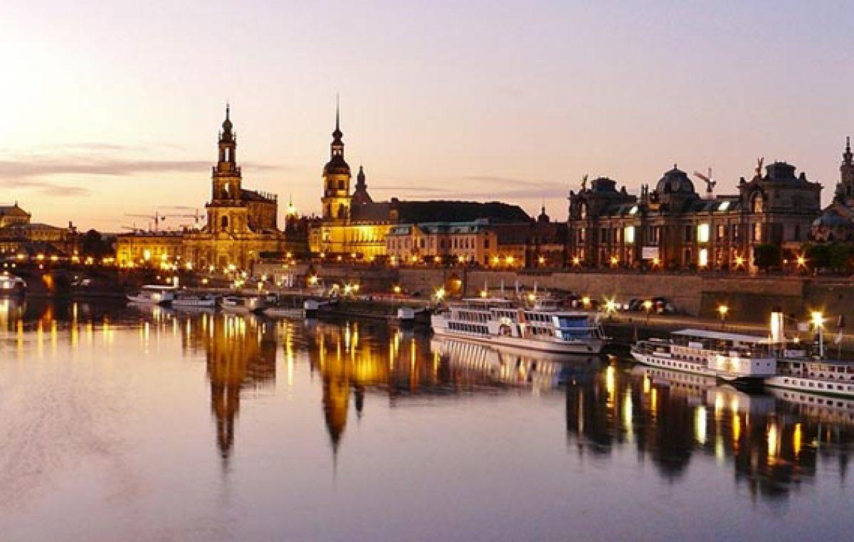 Dresde, la Venecia del Elba