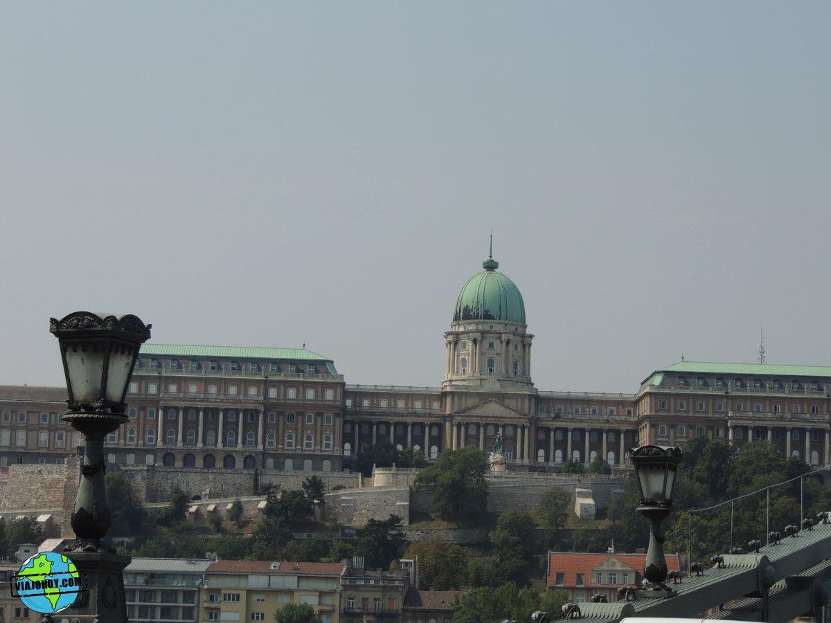 El fabuloso Castillo de Buda en Budapest