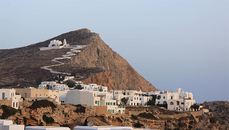 Folegandros-island